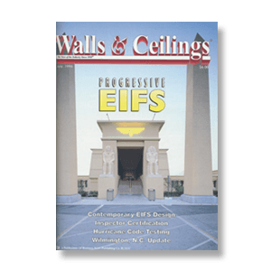 BNP Acquired Walls & Ceilings