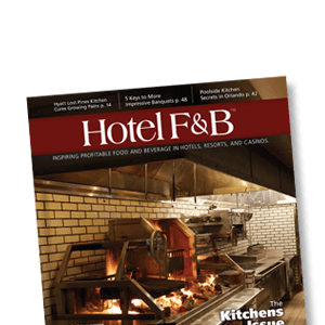 BNP Acquired Hotel F&B