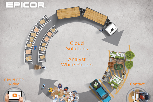 Epicor Cloud Solutions